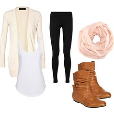 Minus the ankle boots sub with riding boots.
