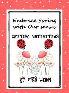 Descriptive writing about spring?