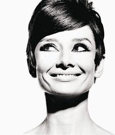 Pin Up: Audrey Hepburn
