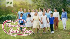 """2019 Christian music video """"I Have Seen God's Love"""" lyrics: Almighty God, it is You who loves me. Hymns Of Praise, Praise God, Christian Music Videos, Christian Movies, Praise And Worship Songs, Worship Dance, Worship God, Devotional Songs, Gospel Music"""