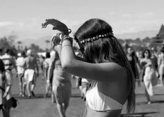 Image via We Heart It https://weheartit.com/entry/164207915/via/11433227 #adventure #alternative #black&white #blackandwhite #flower #flowercrown #fun #girl #grunge #hair #hippie #hipster #hipsters #holiday #indie #model #photography #summer #travel #vintage