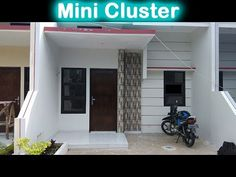 Rumah Dijual - Mini Cluster Duren Sawit