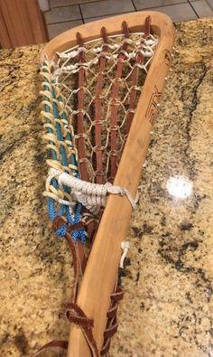 Wooden Lacrosse Sticks, La Crosse, Amazing Shopping, Culture, History, Vintage, Historia, Vintage Comics