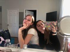Besties, Selfie, Girls, Little Girls, Daughters, Selfies