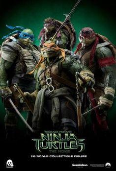 Teenage Mutant Ninja Turtles 2 Sub Indo : teenage, mutant, ninja, turtles, Nonton, Teenage, Mutant, Ninja, Turtles, Subtitle, Indonesia, Ideas, Turtles,