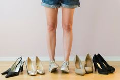 5 Things That Happen to Your Body When You Stop Wearing Heels - Tetra images/Getty Images (EVERY pair of these shoes are ugly) still good to know