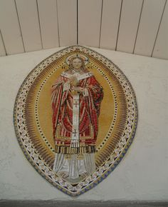 Beaded Embroidery, Mosaics, Murals, Magnolia, Jesus Christ, Almond, Entryway, Cross Stitch, California