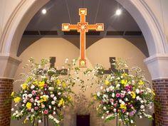 Easter 2014-behind altar