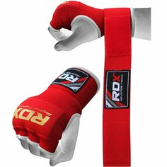 RDX max shock technology based inner Strap is integrated with variety of enhanced features for high level support and lasting utility.