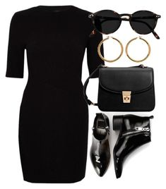 """""""Untitled #7155"""" by laurenmboot ❤ liked on Polyvore featuring River Island, Dolce Vita, MANGO and Vince Camuto"""