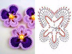 Gabriela Crochet Patterns: Flower Patterns