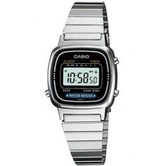 1bcb84af883 Casio Men s and Ladies  Watch Silver Bracelets