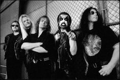Too operatic for some, but their riffs were stupendous. (Mercyful Fate.)