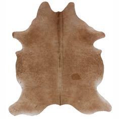 @Overstock - Unlike Chinese or Argentinian cowhides, Brazilian hides offer greater luxury because of their superior tanneries . This results in hides that have a far greater luster.http://www.overstock.com/Home-Garden/Hand-picked-Alexa-Natural-Cowhide-Leather-Rug-5-x-7/6467768/product.html?CID=214117 $303.44