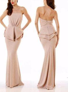 Nicole Bakti Classy Mermaid Gown