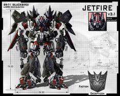 Jetfire  - Transformers