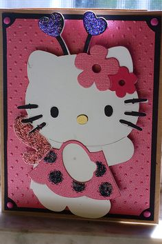 Sizzix+Hello+Kitty+Ladybug | Recent Photos The Commons Getty Collection Galleries World Map App ...