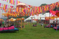 Camp Bestival beauty 2011