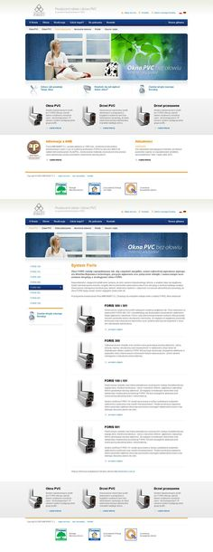 The new corporate website for AMB - leading local PVC doors and windows manufacturer. We produced all of the design and wrote set of clean, standards-based (X)HTML/CSS templates. We also managed to integrate everything into customized, user friendly Drupal CMS installation.  www.amb.com.pl