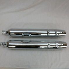 (Advertisement eBay) Harley-Davidson 2009-2016 OEM FLH, FLTR Touring Mufflers 65592-09A,64900016A #harleydavidsonroadglidecvo #harleydavidsonroadglide2018 #harleydavidsonroadglideblack #harleydavidsonroadglidespecial Harley Davidson Exhaust, Harley Davidson Road Glide, Harley Davidson Touring, Road Glide Special, Motorcycle Parts And Accessories, Car Pictures, Oem, Ebay