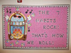 Seven habits & Rock & Roll