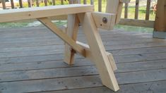 Show off the projects you've built. Find project inspiration and free plans. Folding Furniture, Outdoor Furniture, Outdoor Decor, Workbench Plans Diy, Picnic Table, Woodworking Projects, How To Plan, Inspiration, Community
