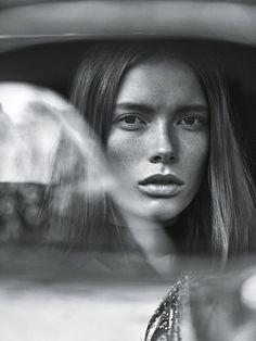 Model: Julia Hafström | New Blood Agency