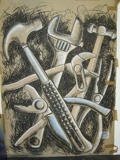 Spanner in the Workz: Art 2006-2008