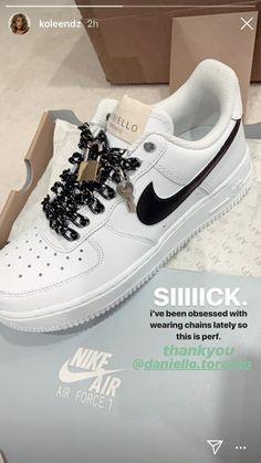 Nike Air Force Men, Nike Shoes Air Force, Custom Sneakers, Custom Shoes, Sneakers Nike, Funky Shoes, Aesthetic Shoes, Hype Shoes, Fresh Shoes
