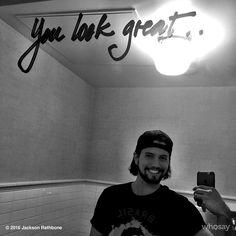 Jackson Rathbone, Feeling Great, Twilight, Guys, Mirror, Bathroom, Hot, Sexy, Life