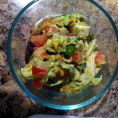 Healthy Chicken Guacamole | Let Them Eat Cake