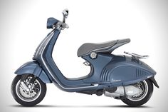The 2014 Vespa 946 Bellissima Edition Is A Rolling Work Of Art