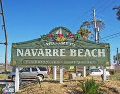 Navarre Beach Florida is Amazing! It is so beautiful and isn't crowded! I can't wait until we can go again!
