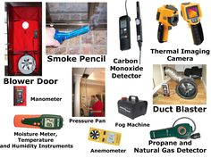Energy Audit Tools