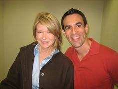 The lovely Martha Stewart. Download my all-new FREE women's easy diet at http://JorgeCruise.com