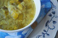 Løksuppe - super å fryse ned