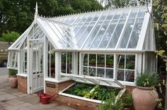 The 10 Best greenhouse ideas Underground Greenhouse, Outdoor Greenhouse, Best Greenhouse, Greenhouse Growing, Greenhouse Plans, Greenhouse Gardening, Greenhouse Wedding, Easy Garden, Diy Garden Decor