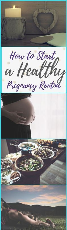 Developing a healthy pregnancy routine is essential to having a joyful pregnancy experience and ultimately a positive birth experience. A healthy pregnancy routine includes more than just exercise! It is a series of practices that helps the mother embrace pregnancy, nourish her baby and prepare her mind, body and spirit for labor and childbirth.