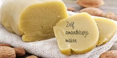 Marzipan is sweeter than almond paste, and not that difficult to make. Try our recipe for Marzipan-stuffed Marzipan Recipe, Almond Pastry, Paste Recipe, Snack, Meals For One, Italian Recipes, Sweet Recipes, Sweet Tooth, Dessert Recipes