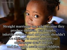 10 Reasons Why Gay Marriage Is Wrong