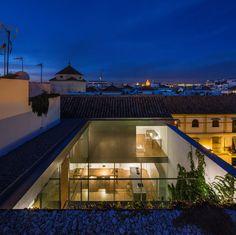 gonzález-schönegger arquitectos / rehabilitación de una vivienda en el casco histórico, sevilla