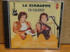 LA ZIMBABWE. EN CALIENTE. CD / ARGENTINA ROCK. VOL. 32 / 15 TEMAS. CALIDAD LUJO