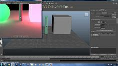 A Self Illumination technique in Autodesk Maya using Mental Ray by Michael Wolff on YT