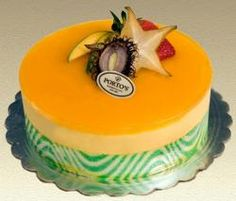 Every year for my birthday I get a Mango Mousse Cake from Portos Bakery - California. I am glad that someone introduced this into my life. #mangomoussecake