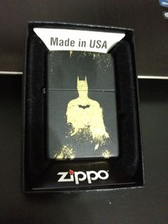 The Batman and The Joker custom engraved by CuttingEdgeEngraving, $40.00