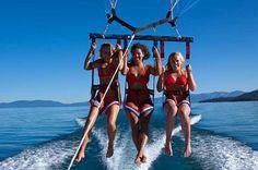 South Lake Tahoe Parasailing - TripAdvisor