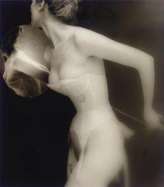 Lillian Bassman  lingerie-1951
