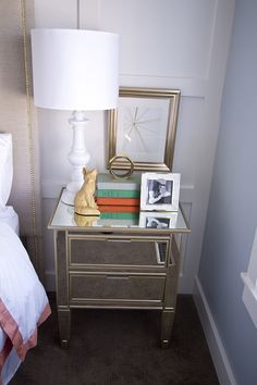 HIS/HERS NIGHTSTAND STYLING