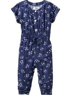 Printed Jumpsuit for Baby | Old Navy
