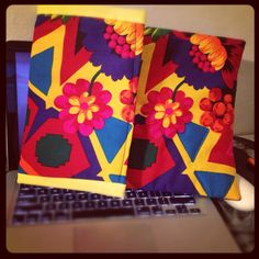"""13"""" MacBook/Laptop case! My first official design for ViaLella! Super Excited!!!"""